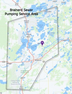 Pumping Service Area